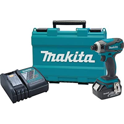 Makita XDT042 18V LXT Lithium-Ion Cordless Impact Driver Kit