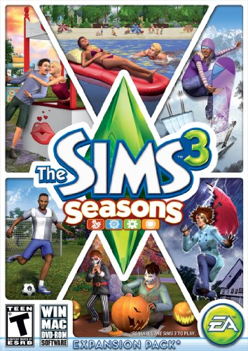 The Sims 3 Seasons (The Sims 3 Seasons compare prices)
