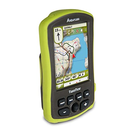 Twonav Aventura GPS Europe rando/voiture/avion