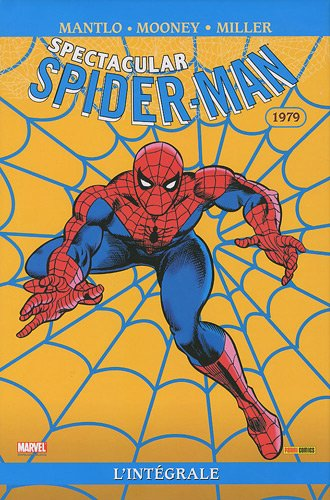 gadget geek - spider man integrale tome 1979