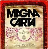 MAGNA CARTA In Concert vinyl LP