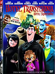 Hotel Transylvania (Bilingual) [DVD + UltraViolet]