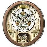 SEIKO CLOCK(セイコークロック) 電波からくり時計(茶) RE573B