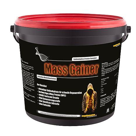 NEU! Mass Gainer Schokoladengeschmack - 2400g - Kohlenhydrate - Weight Gainer - super lecker