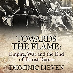 Towards the Flame Audiobook