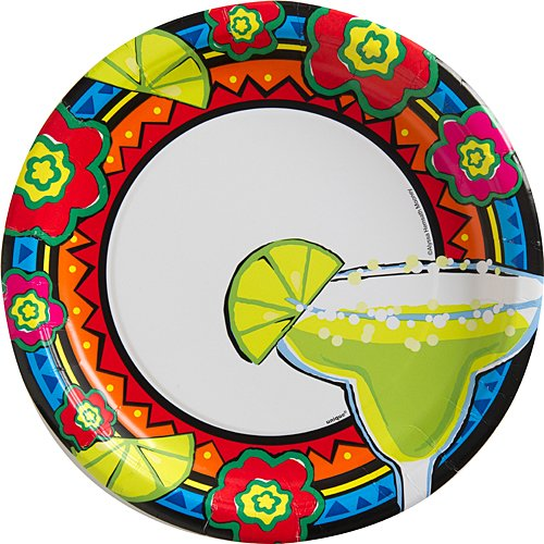 Margarita Splash Dinner Plates - 1