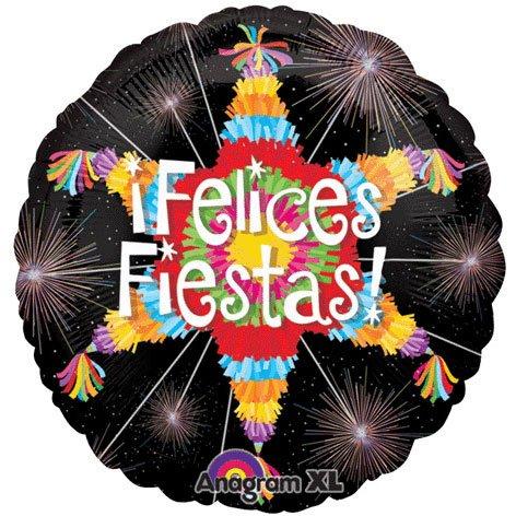 """18"""" Felices Fiestas Pinata"""