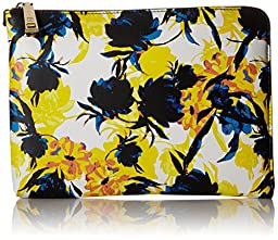 Ivanka Trump Rio Tech Sleeve With Battery Clutch, Moody Floral, One Size