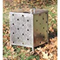 Parasene Garden Square Incinerator With Lid by Parasene