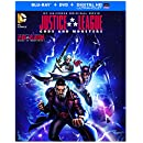 Justice League: Gods & Monsters MFV (Bilingual) [Blu-ray]