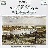 Dvorák: Symphonies Nos 3 & 6