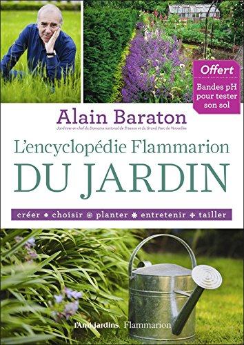 L'encyclopédie Flammarion du jardin