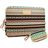 kayond®new Bohemian Style Canvas Fabric 13-13.3 Inch laptop / Notebook Computer / MacBook / Macbook Air/MacBook Pro Sleeve Case Bag Cover(buy one,get one free Kayond Storage Bag)