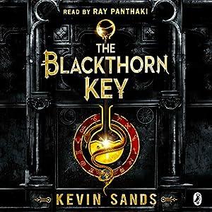 The Blackthorn Key Audiobook