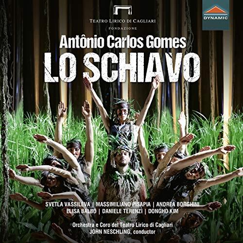 CD : GOMES - Lo Schiavo (2 Discos)