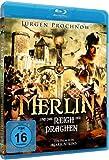 Image de Merlin und das Reich der Drachen [Blu-ray] [Import allemand]