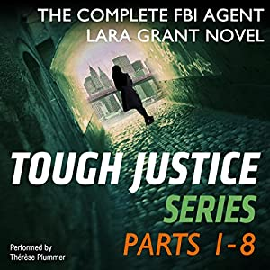 Tough Justice Series Box Set: Parts 1-8 Audiobook