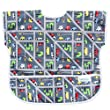 Bumkins Waterproof Junior Bib, Traffic (1-3 Years)