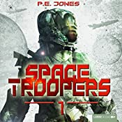 Hell's Kitchen (Space Troopers 1) | P. E. Jones