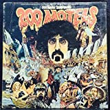 FRANK ZAPPA 200 motels 2 LP Used_VeryGoodUAS 9956 Stereo USA 1971 The Mothers UA