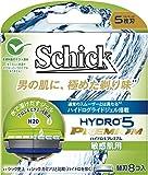 シック ハイドロ5プレミアム 替刃 敏感肌用 8コ入