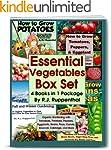 Essential Vegetables Box Set (4 Books...