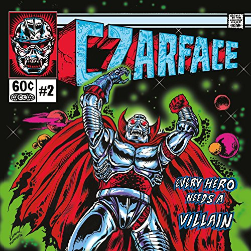 Czarface-Every Hero Needs A Villain-CD-FLAC-2015-Mrflac Download