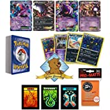 30 Pokemon Card Pack Includes Foils And Rares And 1 Ultra Rare! Spookymon Halloween Trick Or Treat Grab Bag! Pack...