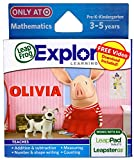 Picture Of <h1>LeapFrog Olivia Mathematics Exclusive Learning Game (Works with LeapPad1, LeapPad2, and LeapPad Ultra Learning Tablets, Leapster Explorer, and LeapsterGS)</h1>