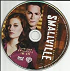 Smallville Season 8 Disc 5 Ep. 16-19 Replacement Disc!