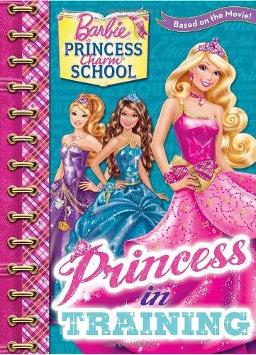 Barbie Princess Charm School: Princess in Training (Barbie (Golden Books))