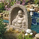 The Great Buddha Garden Sanctuary Sculpture in Faux S