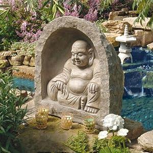 Design Toscano CS40170 The Great Buddha Garden Sanctuary Sculpture