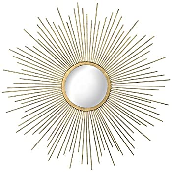 MCS Starburst Mirror, Gold (19405)