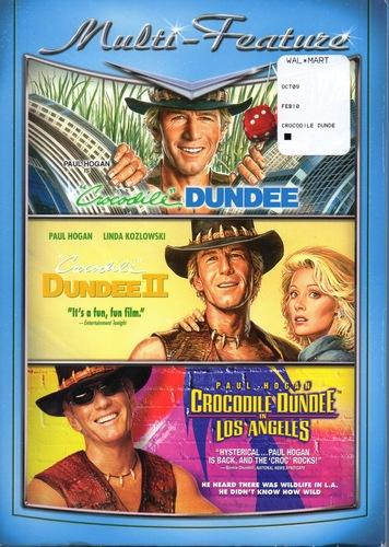 Crocodile Dundee Trilogie