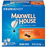 MAXWELL HOUSE Breakfast Blend K-CUP Pods - 18 count