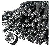 Amazon.co.jpHopCentury 22m 200球 太陽発電 ソーラー充電式 LED ストリング イルミネーション ライト 22m 防水IP65 8発光モード 屋外 クリスマス パーティ イベント ツリー 装飾用 ウォームホワイト