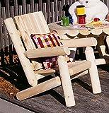 Cedarlooks 01004JR Kids Log Style Chair