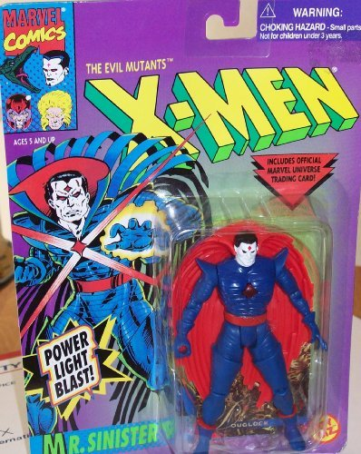 THE EVIL MUTANTS X-MEN MR.SINISTER - 1