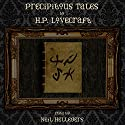 Precipitous Tales Audiobook by H. P. Lovecraft Narrated by Neil Hellegers
