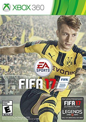 FIFA 17 - Xbox 360 (Playstation Move Sports Champions compare prices)