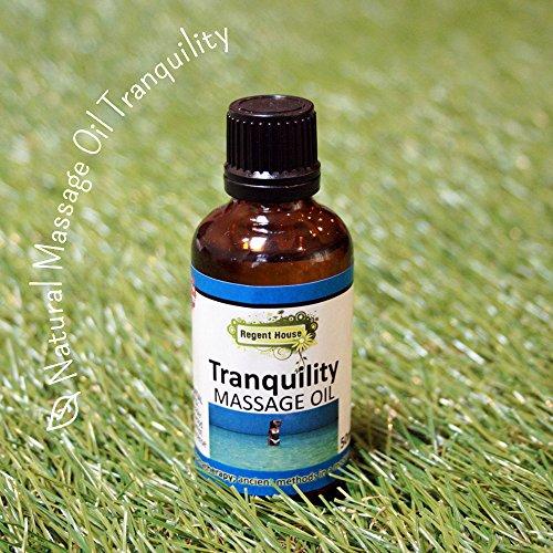 ボタニカルアロママッサージオイル トランキュリティー(Aroma Massage Oil Tranqulity)