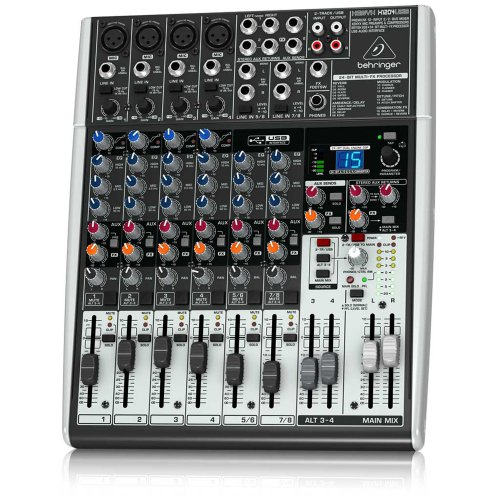 Behringer Xenyx X1204Usb front-574003