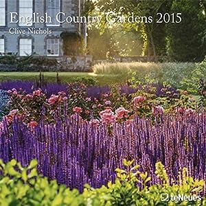 2015 English Country Gardens Calendar