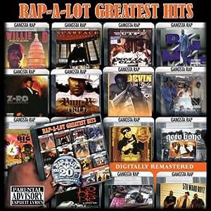 Rap-a-Lot Greatest Hits