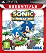 Sonic Generations: Essentials (PS3)