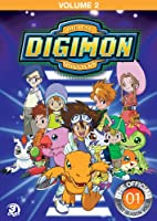 Digimon Adventure Volume 2 from NEW VIDEO GROUP