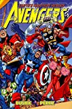img - for Avengers by Kurt Busiek & George Perez Omnibus Volume 1 book / textbook / text book