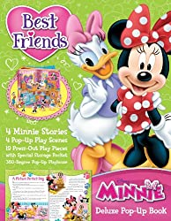 Disney Minnie Mouse: Best Friends (Deluxe Pop-Up Book)