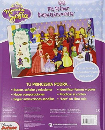 Princesita Sofía. Mi Primer Busca Y Encuentra